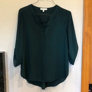 Chause 3/4 Length Blouse
